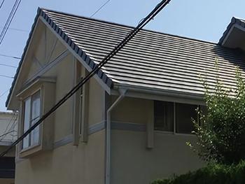 お得な屋根葺き替えプラン 平板瓦(切り妻)