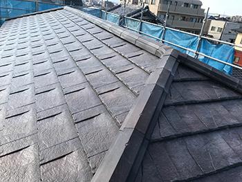 おすすめ屋根瓦葺き替えプラン 軽量瓦「ルーガ」(寄せ棟)