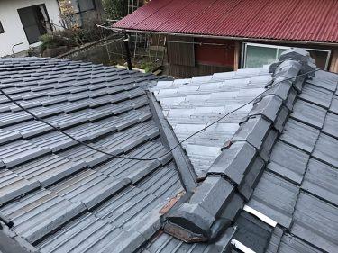 宮若市 K様邸 屋根修理リフォーム事例